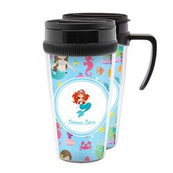 Mermaids Acrylic Travel Mugs (Personalized)