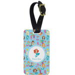 Mermaids Aluminum Luggage Tag (Personalized)