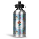Mermaids Water Bottle - Aluminum - 20 oz (Personalized)
