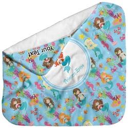 Mermaids Baby Hooded Towel (Personalized)