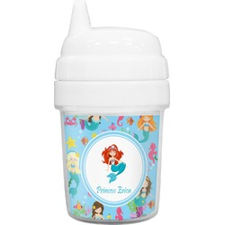 Mermaids Baby Sippy Cup (Personalized)