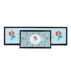 Mermaids Bar Mat (Personalized)