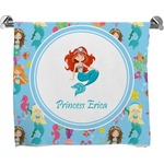 Mermaids Bath Towel (Personalized)