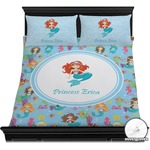Mermaids Duvet Cover Set (Personalized)