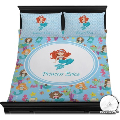 Mermaids Duvet Covers (Personalized)