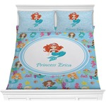 Mermaids Comforter Set (Personalized)