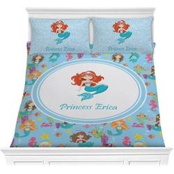 Mermaids Comforter Set (Personalized)