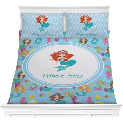 Mermaids Comforters (Personalized)