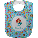 Mermaids Baby Bib (Personalized)