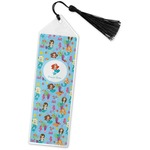 Mermaids Book Mark w/Tassel (Personalized)