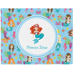 Mermaids Placemat (Fabric) (Personalized)