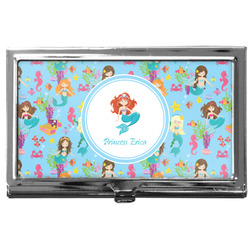Mermaids Business Card Case