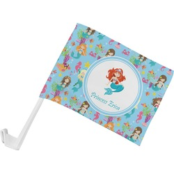 Mermaids Car Flag (Personalized)