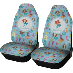 Mermaids Car Seat Covers (Set of Two) (Personalized)