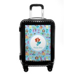 Mermaids Carry On Hard Shell Suitcase (Personalized)