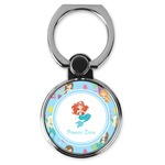 Mermaids Cell Phone Ring Stand & Holder (Personalized)