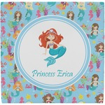 Mermaids Ceramic Tile Hot Pad (Personalized)