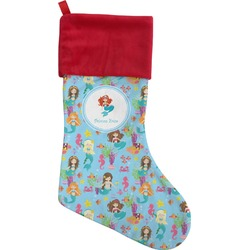 Mermaids Christmas Stocking (Personalized)