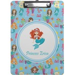 Mermaids Clipboard (Personalized)