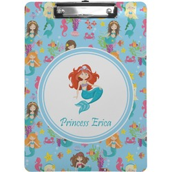 Mermaids Clipboard (Personalized)