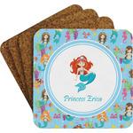 Mermaids Coaster Set (Personalized)