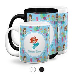 Mermaids Coffee Mugs (Personalized)