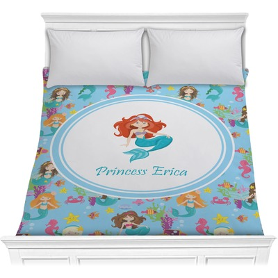 Mermaids Comforter (Personalized)