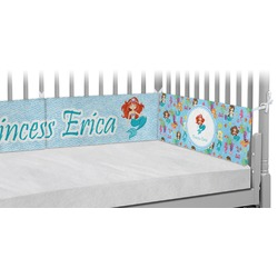 Mermaids Crib Bumper Pads (Personalized)