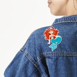 Mermaids Large Custom Shape Patch (Personalized)