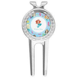 Mermaids Golf Divot Tool & Ball Marker (Personalized)