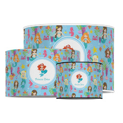 Mermaids Drum Lamp Shade (Personalized)