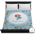 Mermaids Duvet Cover (Personalized)