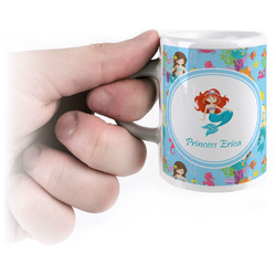 Mermaids Espresso Cups (Personalized)