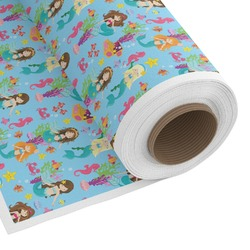 Mermaids Custom Fabric - PIMA Combed Cotton (Personalized)