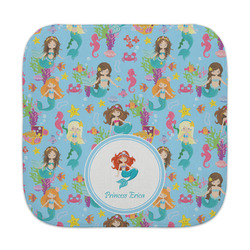 Mermaids Face Towel (Personalized)