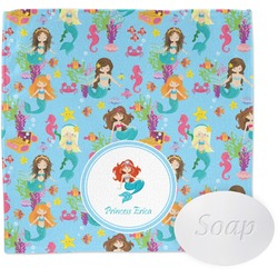 Mermaids Wash Cloth (Personalized)