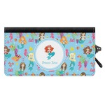 Mermaids Genuine Leather Eyeglass Case (Personalized)