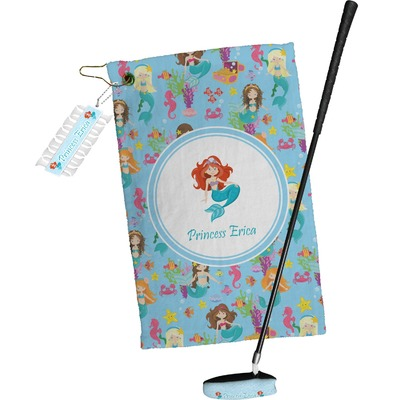 Mermaids Golf Towel Gift Set (Personalized)