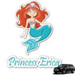 Mermaids Graphic Car Decal (Personalized)