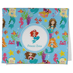 Mermaids Kitchen Towel - Full Print (Personalized)