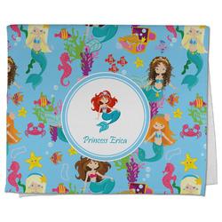 Mermaids Kitchen Towel - Full Print (Personalized)