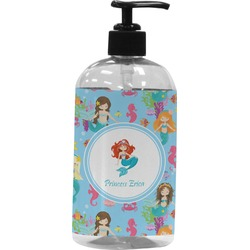 Mermaids Plastic Soap / Lotion Dispenser (Personalized)