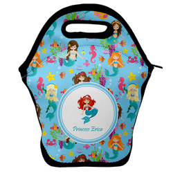 Mermaids Lunch Bag w/ Name or Text