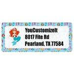 Mermaids Return Address Labels (Personalized)