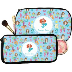 Mermaids Makeup / Cosmetic Bag (Personalized)