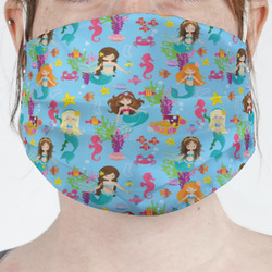 Mermaids Face Mask Cover (Personalized)