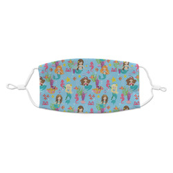 Mermaids Kid's Cloth Face Mask (Personalized)