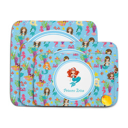 Mermaids Memory Foam Bath Mat (Personalized)
