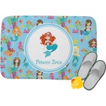 Mermaids Memory Foam Bath Mat (Personalized)