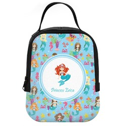 Mermaids Neoprene Lunch Tote (Personalized)